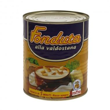 Fonduta 800gr conf 6 lattine