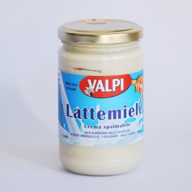 Crema spalmabile al Latte e...
