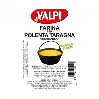 Farina precotta polenta...