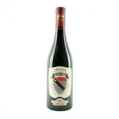 Vino Pinot Noir DOC Barrique
