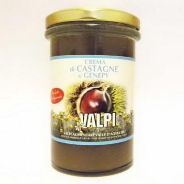 Crema di Castagne al Genepy...