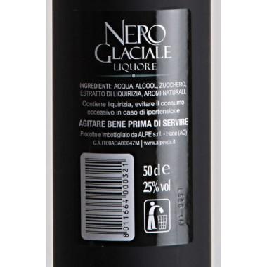 Nero Glaciale Alpe - 500ml