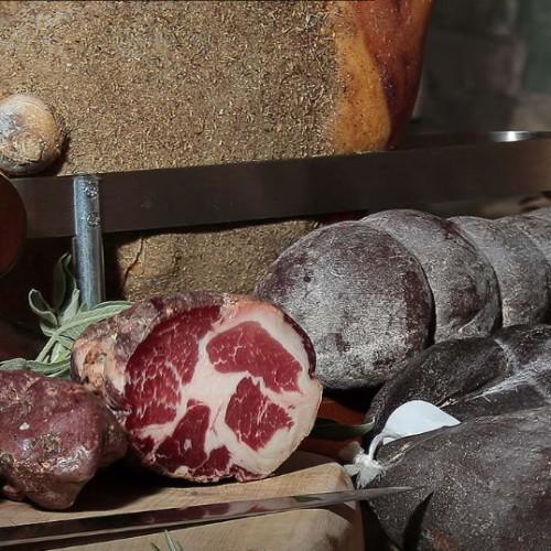 Mocetta Carni Essicate, Prosciutto Crudo